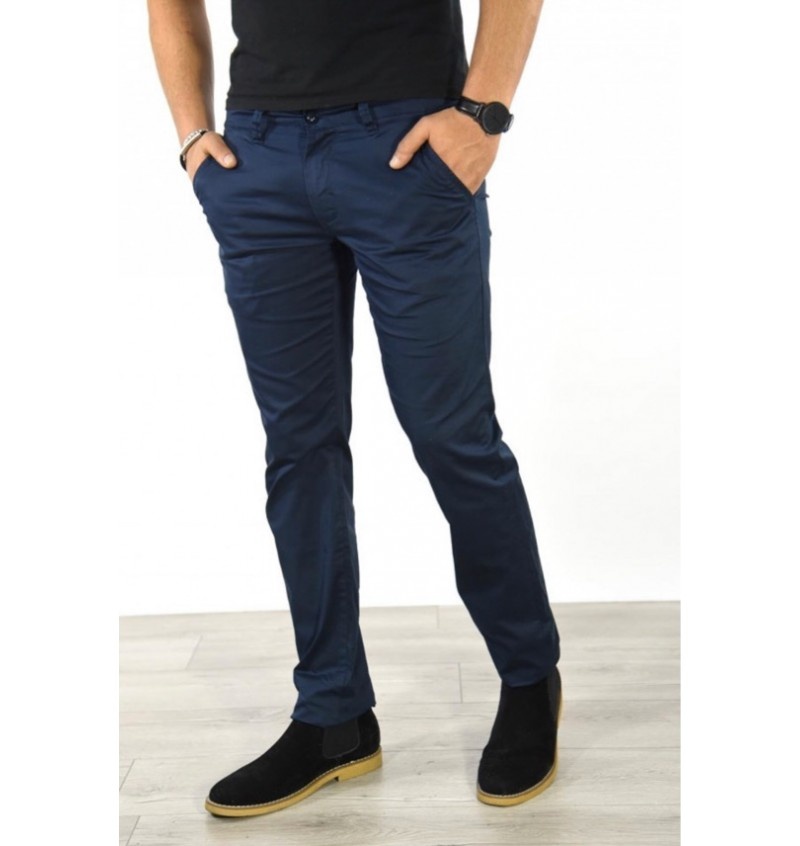 Pantalon Chino Pour Homme BMF1 04-5710 B2BMENSFASHION