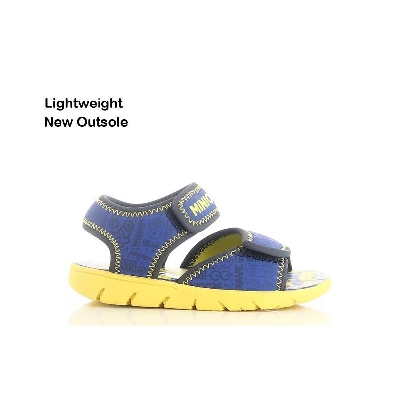 Sandales Enfant MINIONS MN01 DE002650 - MINIONS B2124