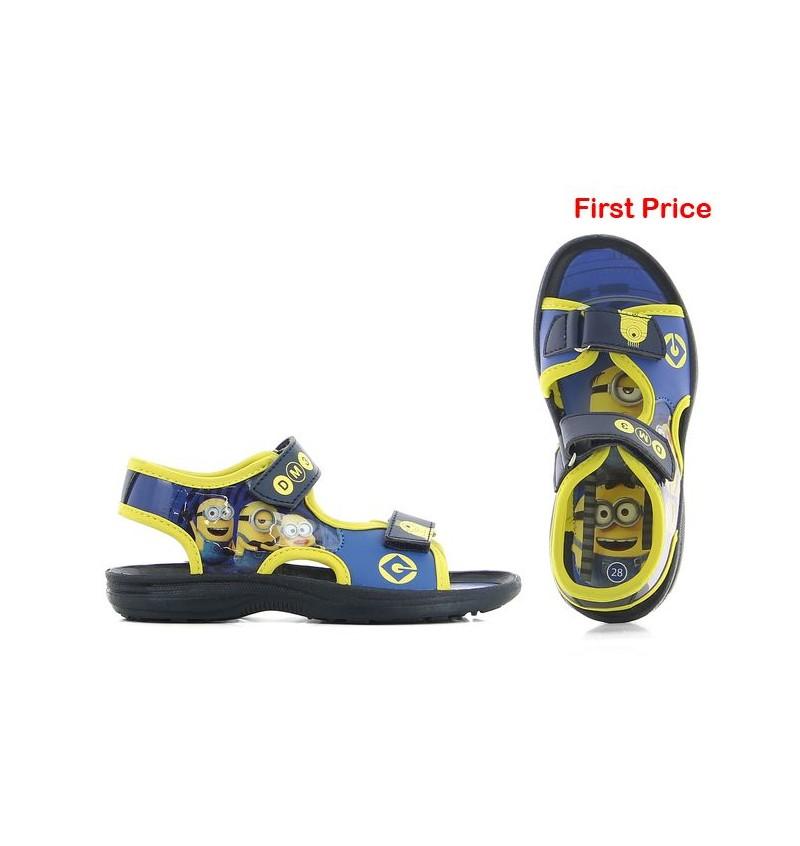 Sandales Enfant MINIONS MN02 DE003660 - MINIONS B2124