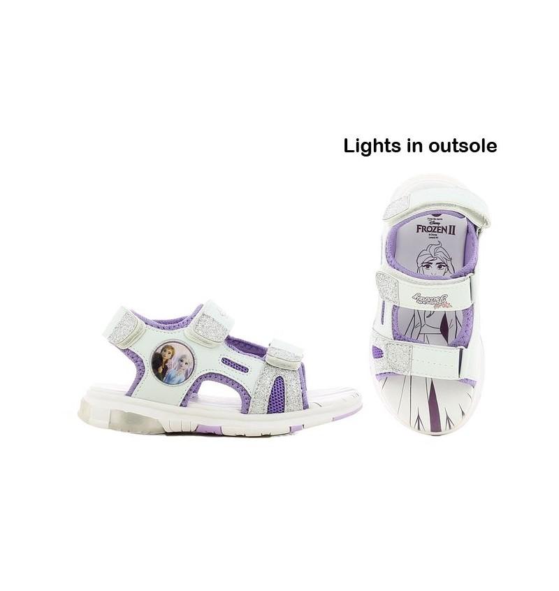 Sandales Enfant FROZEN FR03 FR000795 - REINE DES NEIGES B2124