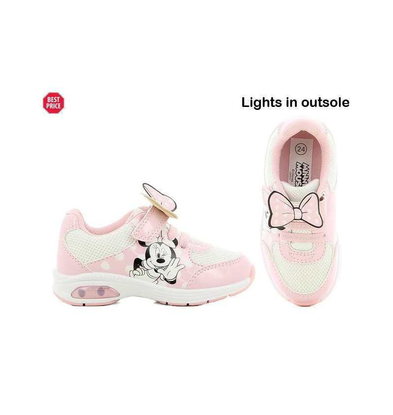 Basket Enfant Rose Mini Mouse MM1 DM005129 - MINNI MOUSE B2124