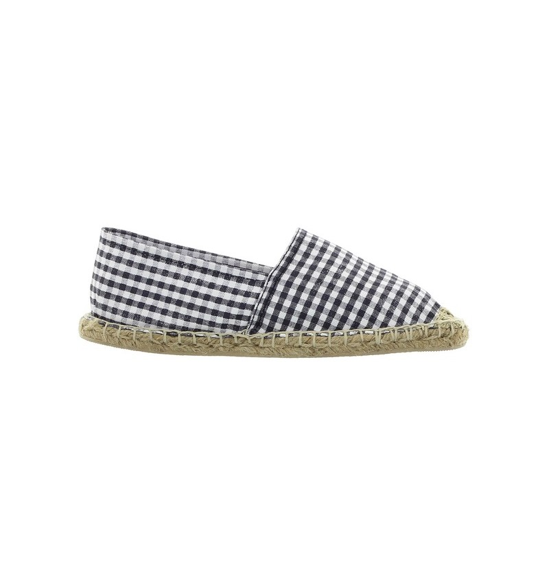 Espadrille Imprimé Vichy Enfant/Femme BE14 VICHY - RESERVOIR SHOES