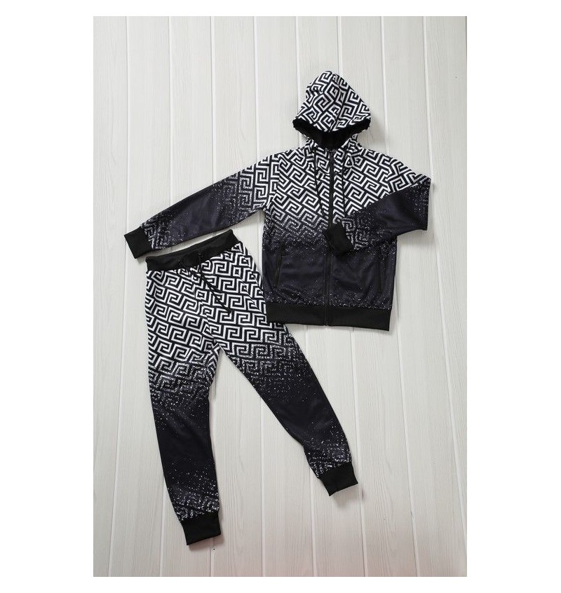 Ensemble Jogging Enfant BK5 17C64 - B2BMENSFASHION