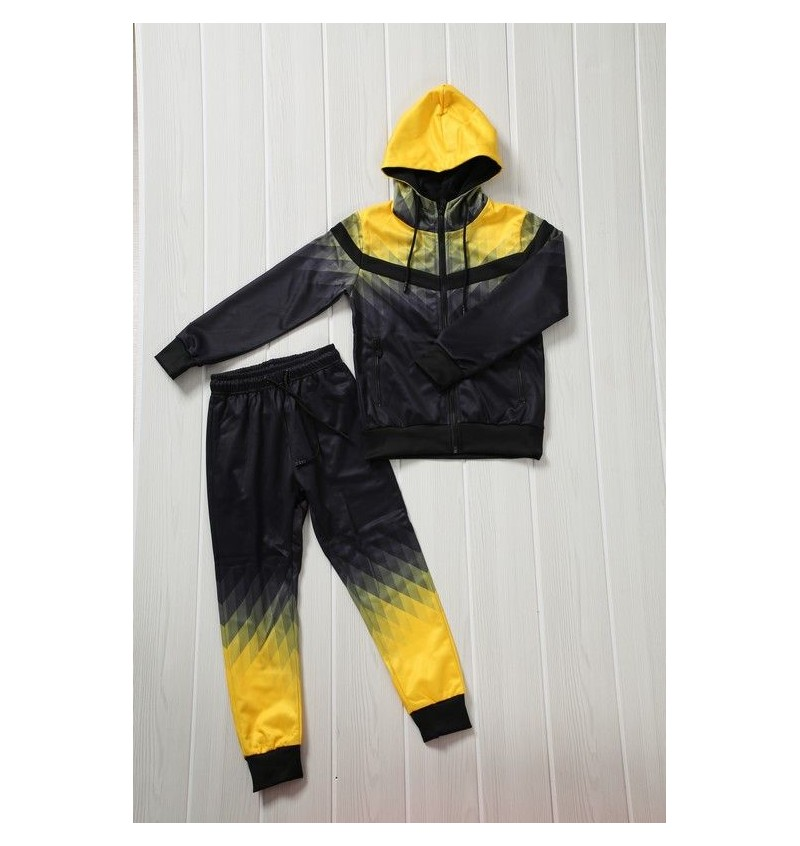 Ensemble Jogging Enfant BK6 17C65 - B2BMENSFASHION