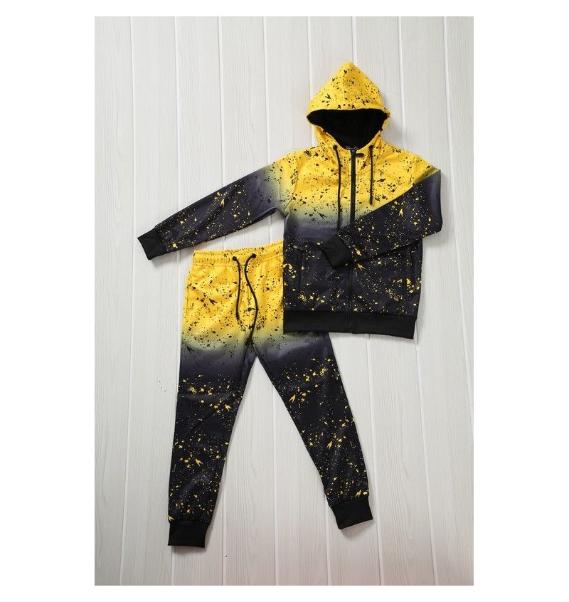 Ensemble Jogging Enfant BK9 17C74 - B2BMENSFASHION