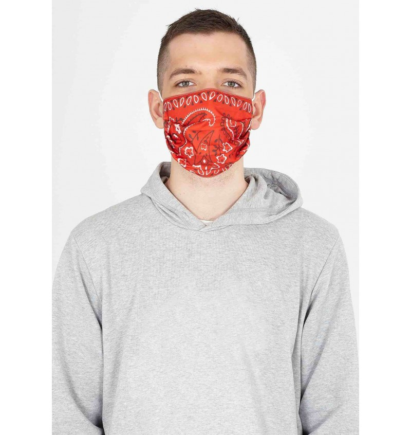 Masque Protection Homme Imprimé Bandana MSK-272BANDANA - BRAVE SOUL