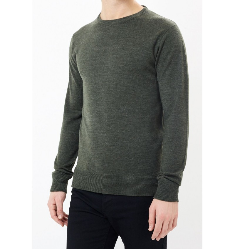 Pull Col Rond BS1 MK-279PARSECH - BRAVE SOUL