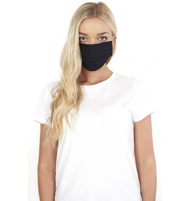 Masque Protection Homme/Femme Noir LMSK-272NOIR - BRAVE SOUL
