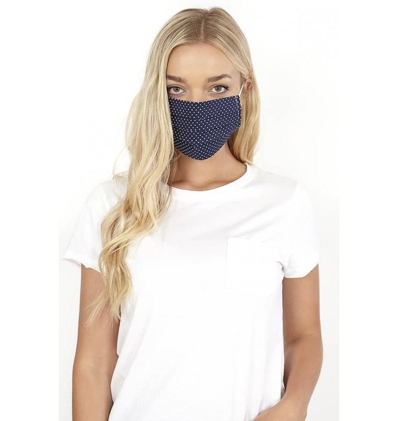 Masque Protection Femme Imprimé Pois LMSK-272SPOTS - BRAVE SOUL