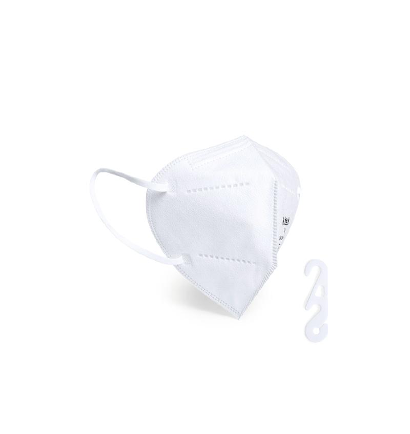 Masque De Protection FFP2/KN95/95 Blanc Avec Ajusteur DRV-P9150 FFP2/KN95