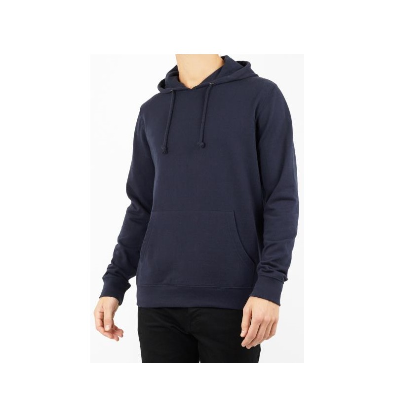 Sweat A Capuche Marine Poche KangourouMSS-131CLARENCE2 - BRAVE SOUL