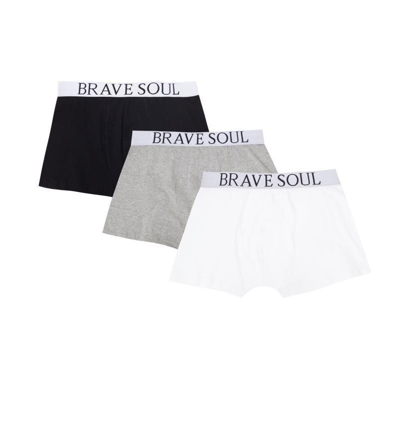 Lot De 3 boxers MBX-451CLARKC - BRAVE SOUL