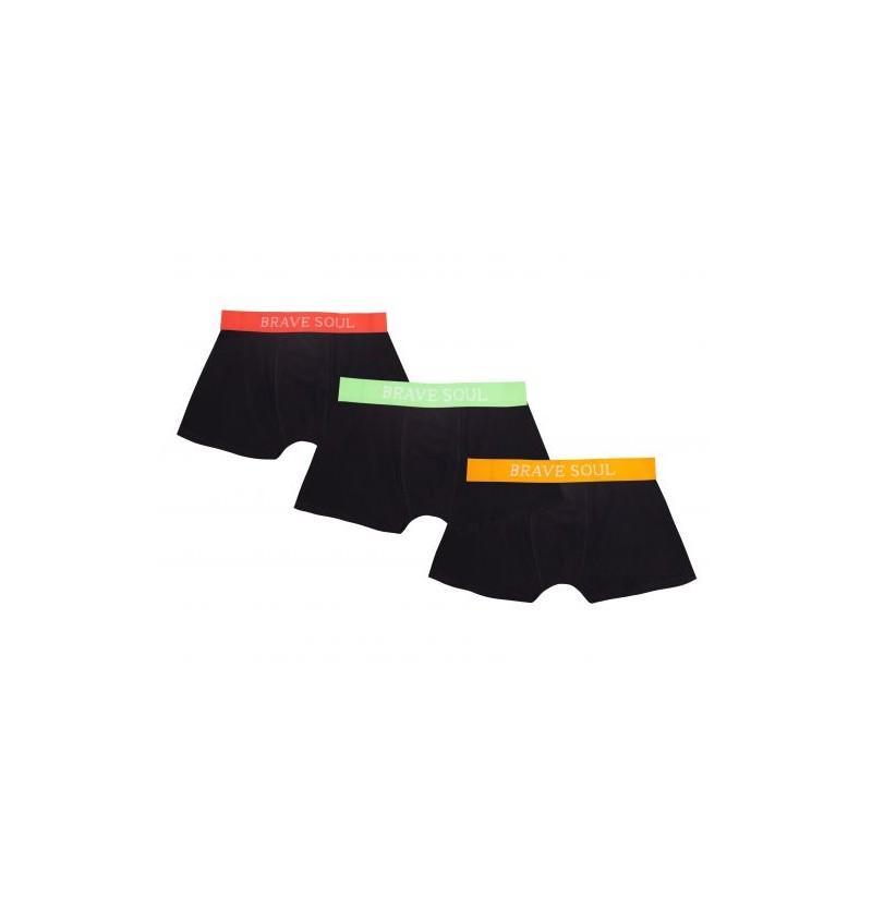 Lot De 3 boxers MBX-451JAYD - BRAVE SOUL