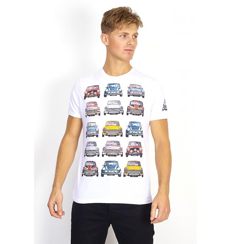 Tee-shirt Mini MTS-149MARIO - BRAVE SOUL