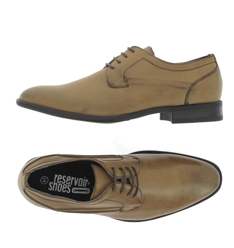 Chaussures A Lacet Marron M5533G JAMEL - RESERVOIR SHOES