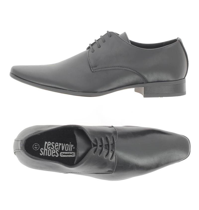 Chaussures A Lacet Noir M5881A JAIRO - RESERVOIR SHOES