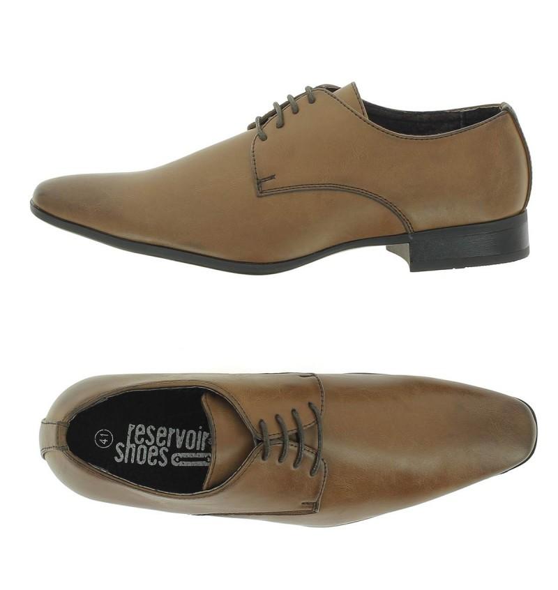 Chaussures A Lacet Marron M5881G JAIRO - RESERVOIR SHOES