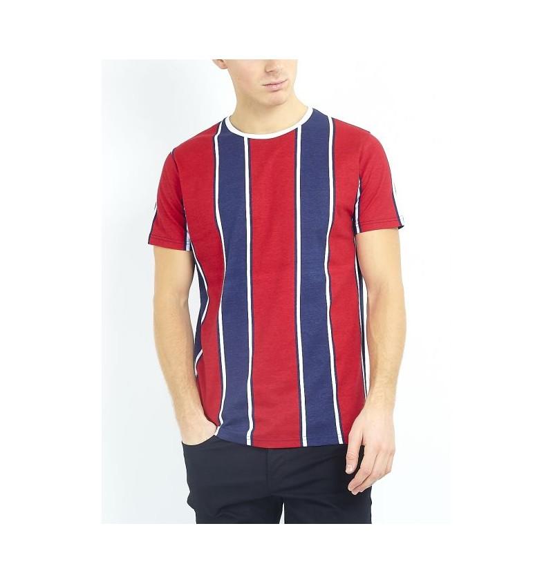 Tee-Shirt A Rayures  MTS-149REGENT - BRAVE SOUL