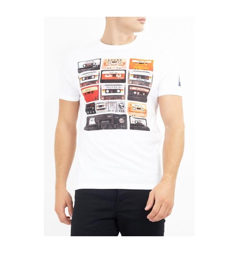 Tee-Shirt K7 Audio MTS-149DECADE - BRAVE SOUL
