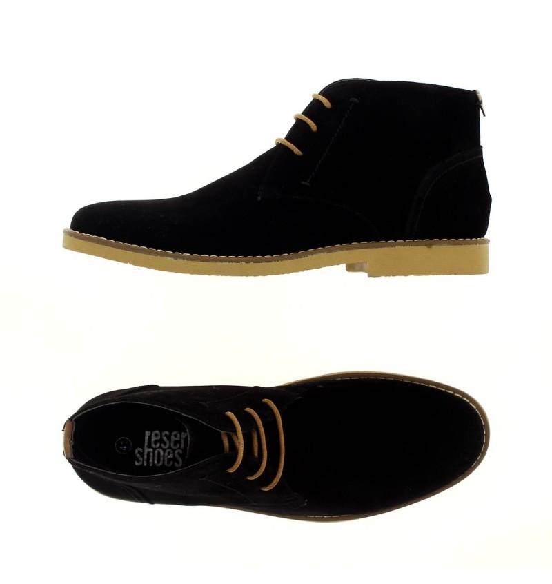 Boots Noir M2721C COLINE - RESERVOIR SHOES