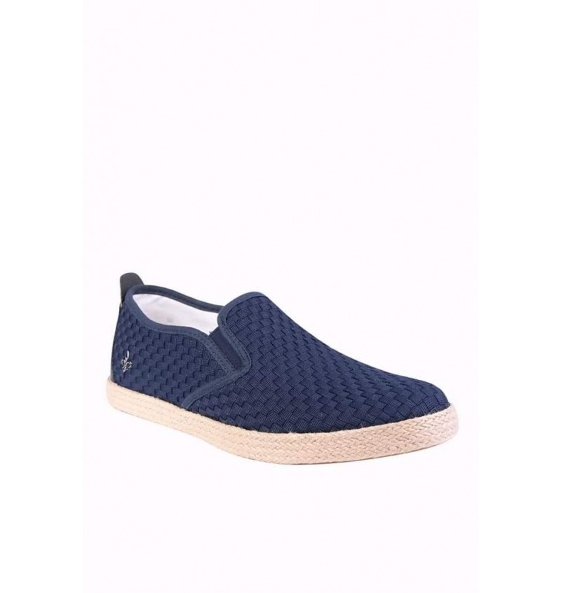 Espadrille Slip On Marine ARNOLD802-M - BLACK SAINTS