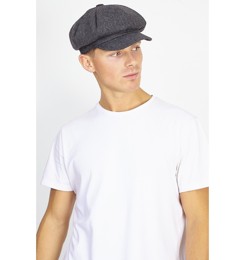 Gavroche Anglaise Pour Homme HAT-538JACK - BRAVE SOUL