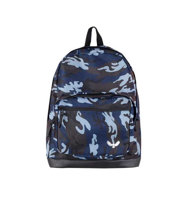 Sac A Dos Camouflage Pour Homme MBG-COUNTYCAMO - BRAVE SOUL